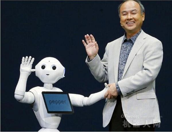 富士康母公司计划每年量产1万台人型机器人