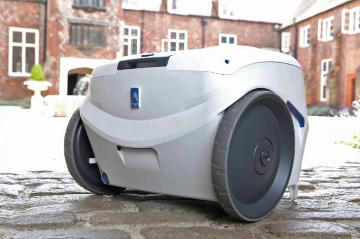 高薪难觅砌砖工 澳洲发明砌砖机器人