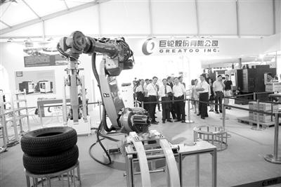 安川电机在华工业机器人产能要翻番