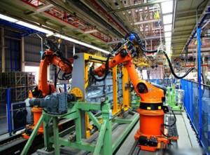 日立将收购美机器人系统公司:加强机器人业务
