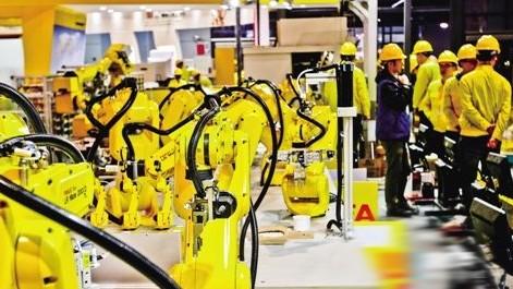 人工智能+机器人,制造业效率提升新机会