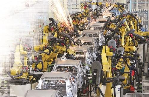 """""""机器换人"""" 工业机器人产业发展迅速,与之相伴的应用型人才出现短缺"""