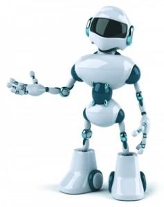 实体产业的智能化发展离不开商用服务机器人