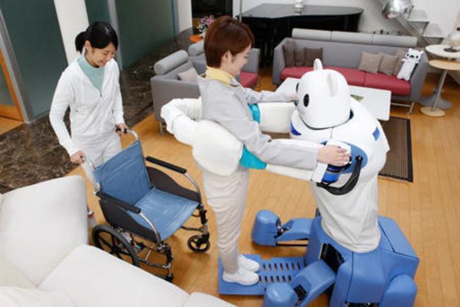 专家:服务机器人的下一个重要市场就在养老领域