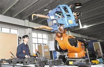 智能制造市场潜力巨大 工业机器人成重要突破口