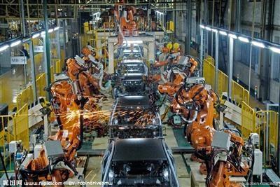 美媒:2025年5%的中国工人被机器人取代?