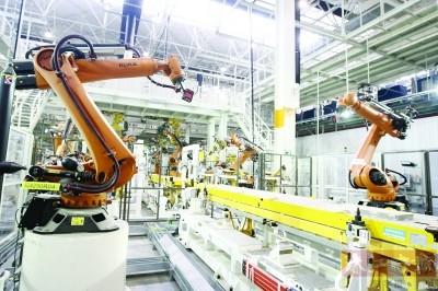 2019年上半年自主品牌工业机器人销售出现下降