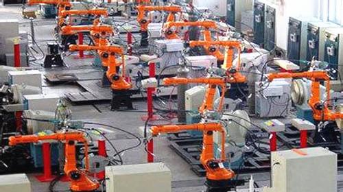 泉州市政府与兵装集团签署战略合作协 议机器人研发中心揭牌