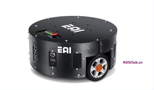 EAI科技F4激光雷达国内开箱首晒