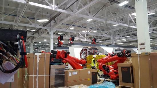 富士康将要回归美国 开启全自动化机器人模式