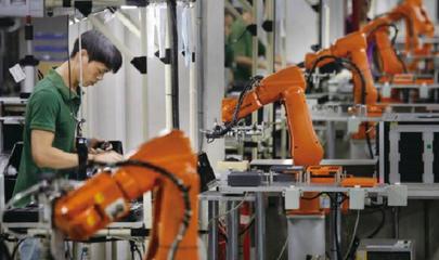 """机器人是否将要迎来""""中国时代"""""""