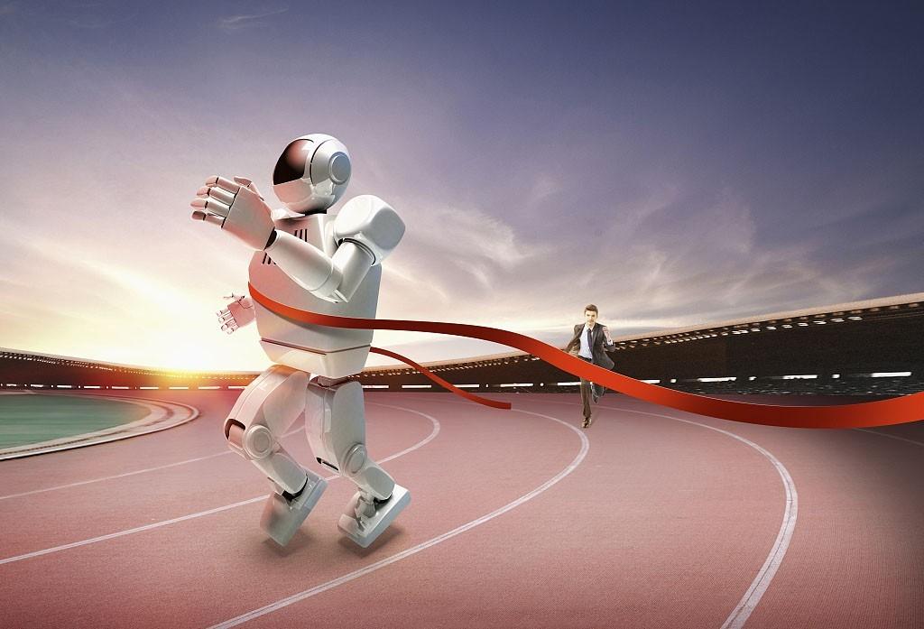 中国机器人需求上涨 日本工厂忙扩产能