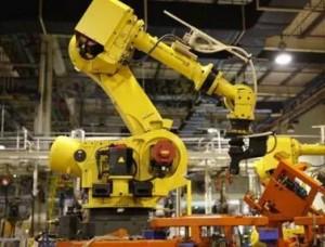 """国产工业机器人未来几年 有望""""领跑""""部分细分领域"""