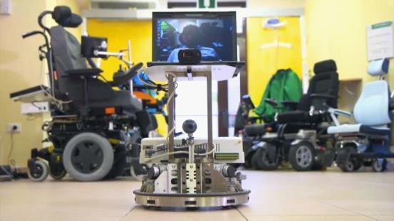 """产业观察:中国机器人企业""""性格外向"""""""