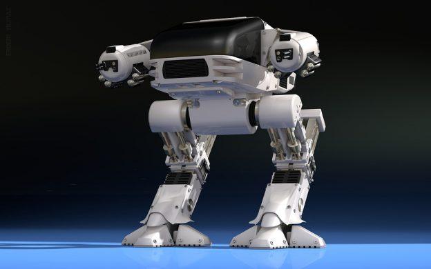创新创业园崛起机器人产业高地