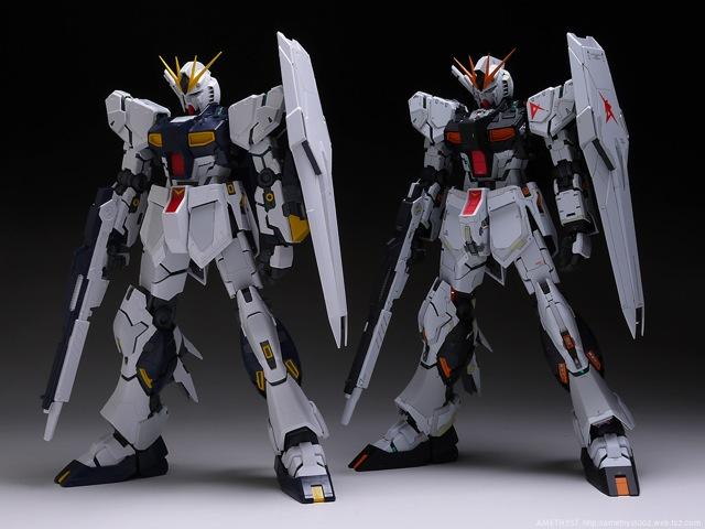 耗时10月,看日本牛人如何将千元机器人模型变价值92万艺术品