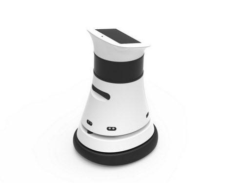 日本开发出指路机器人 还可以兼职仓库管理员