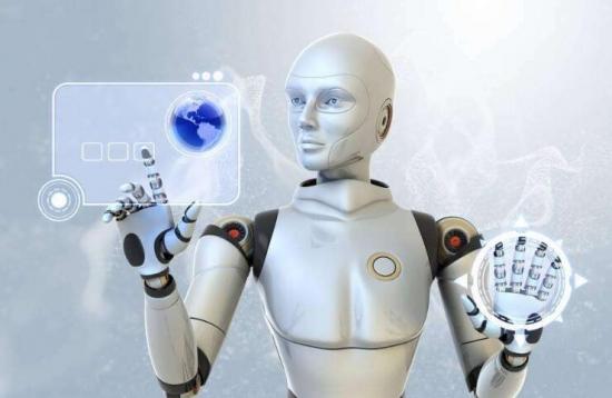 """机器人为""""镜面人""""做手术"""