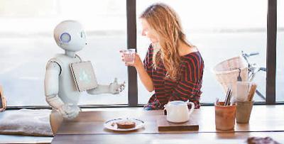 机器人让居家更舒适