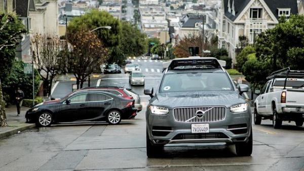 沃尔沃与Uber签署合作协议,合作打造首个机器人车队