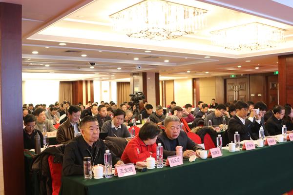 中关村融智特种机器人产业联盟年会暨军警无人装备展示需求对接会在京召开