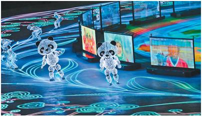 """平昌冬奥会""""北京八分钟""""研发团队:让中国机器人登上世界之巅"""