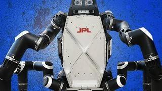 未来50年内 机器人将胜任高危拯救任务