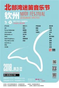 """2018北部湾(钦州)迷笛音乐节带你""""玩音乐、看海豚"""""""