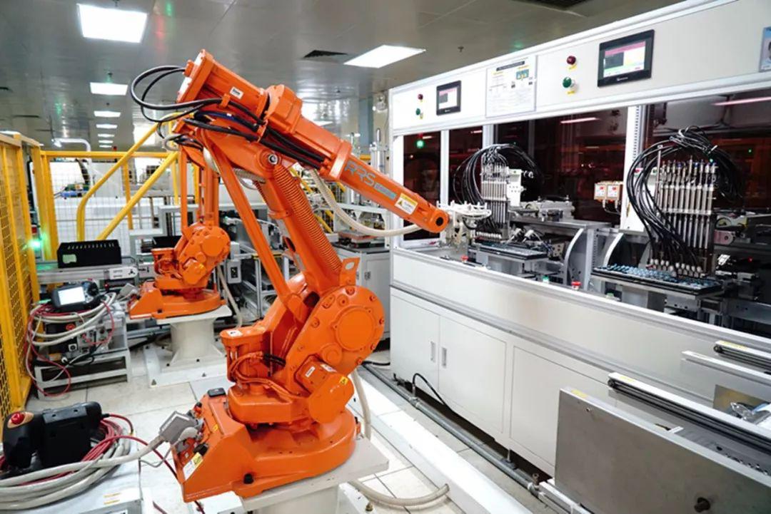 【百佳推介】雷柏机器人:3C机器人系统集成专家,引领智能制造