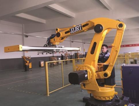 """厉害了!无锡这家企业造的机器人拿下年度""""销量冠军"""""""