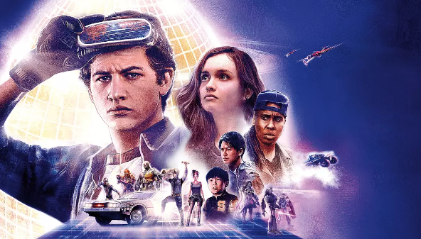 头号玩家呈现的科幻世界里,无人机与VR头盔终于没有BUG了