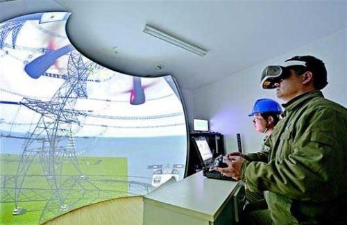 大疆发布无人机仿真培训软件