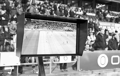 机器人预测员亮相 俄罗斯世界杯科技范儿十足