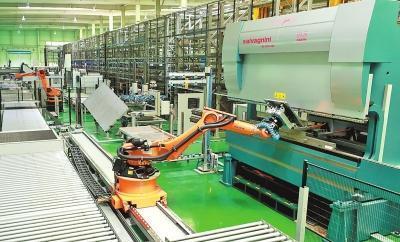 """未来两年将有3000台工业机器人""""加盟""""许昌"""
