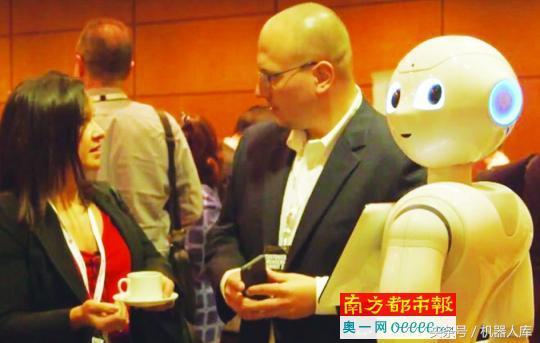 机器人时代来临?