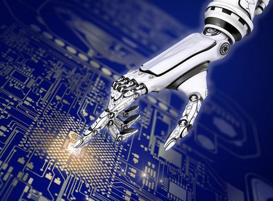 2021年机器人的工作量相当于全世界430万员工的工作