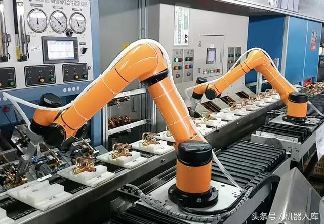 """""""我心目中的国产工业机器人本体企业'一线品牌'""""投票活动火热开展!看谁C位出道?等你pick"""