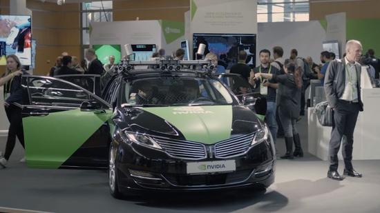 英伟达正开发无人驾驶汽车 还能刷脸上车