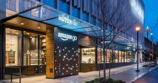 """亚马逊在英国""""大量""""选址,无人便利店最早年底登录"""