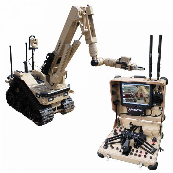 具备触觉反馈能力!英军研发新型拆弹机器人