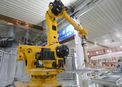 到2020年,江苏全省机器人产业产值将达千亿