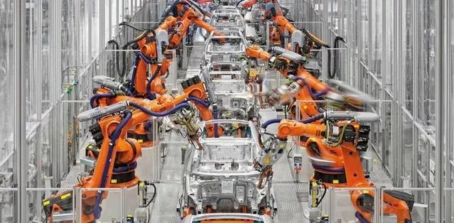 2019年国产和外资机器人厂商的增速差距恐怕还会越拉越大?