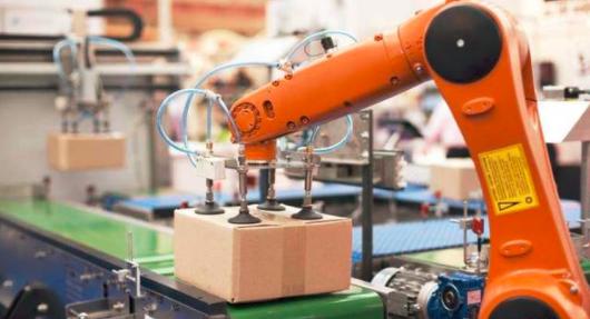 国家政策支持中国机器人行业发展