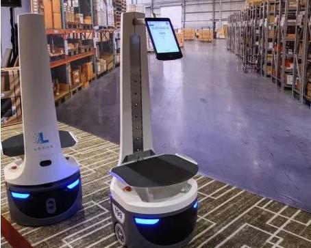 DHL投资3亿美元来扩大机器人规模,实现仓库现代化