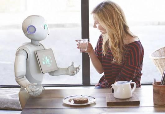 听过但没见过的人工智能,机器人