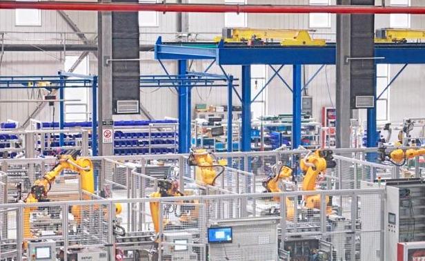 物流机器人市场有多大 年增20%还不算全面爆发