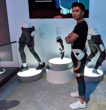 """三星的""""机器人""""和外骨骼,暗示了我们未来护理的发展方向?"""