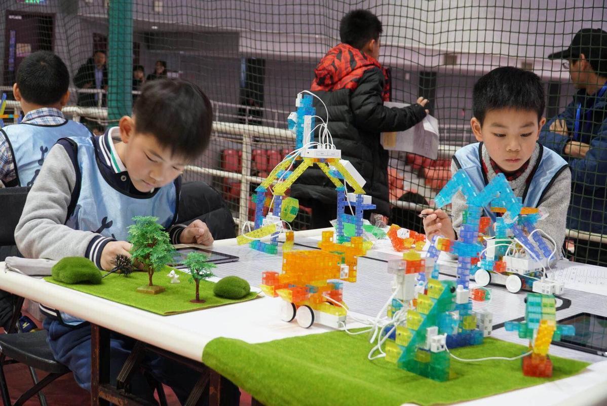 亚洲教育机器人大赛圆满收官 索尼KOOV赋能青少年编程教育