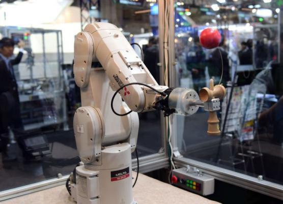 自动生产结合单元制造 三菱扩大机器人应用