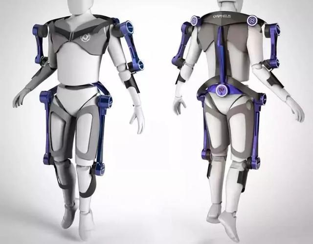 柯马开始发展副业了?这可能是目前最便宜的可穿戴机器人外骨骼